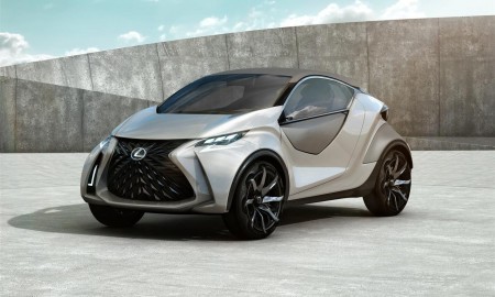 Nowy miejski SUV Lexusa?