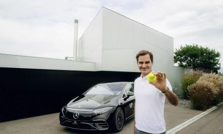 Roger Federer, Mercedes i Puchar Lavera w Bostonie