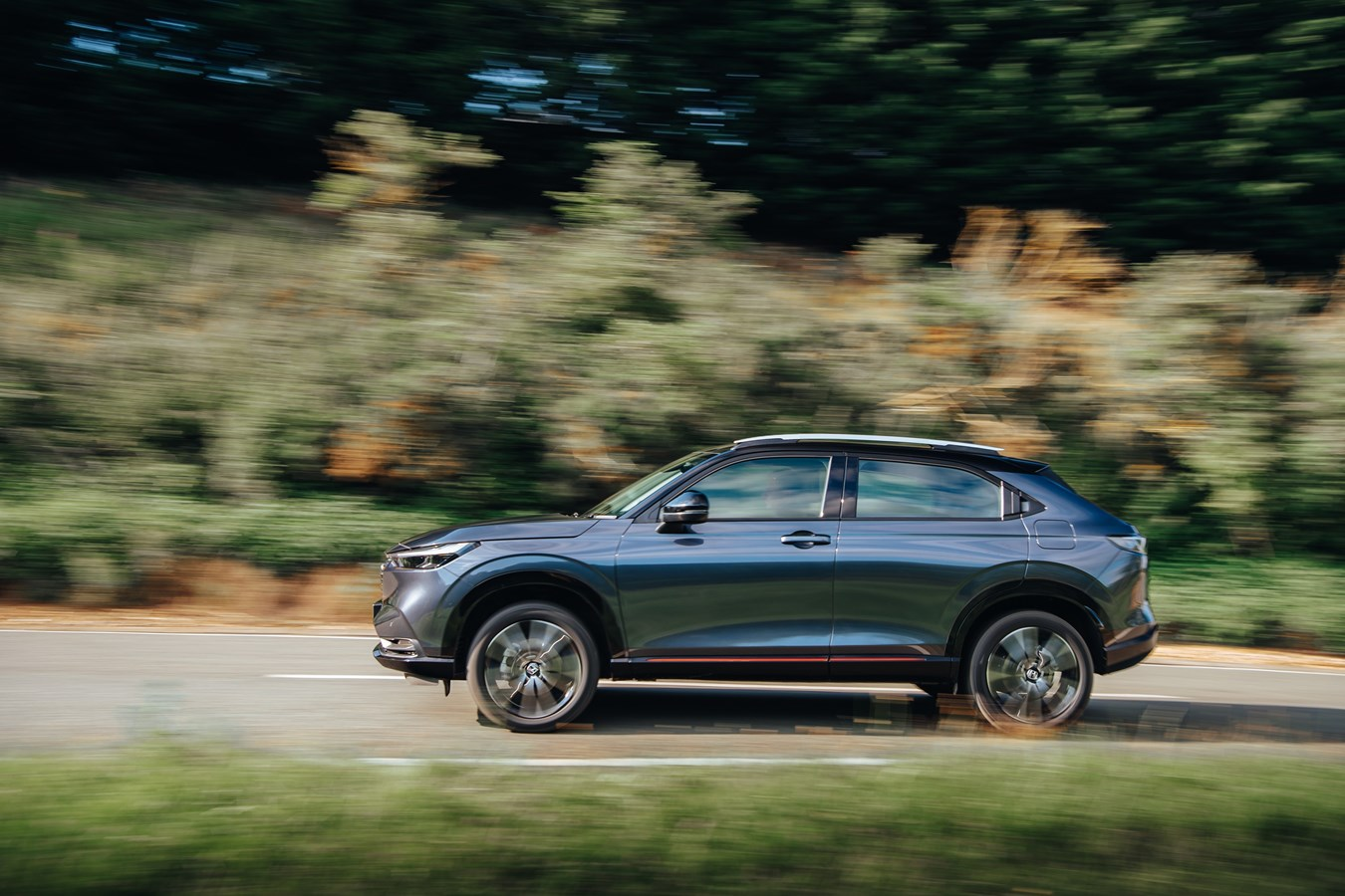 Honda HR-V - Wyznacza trendy