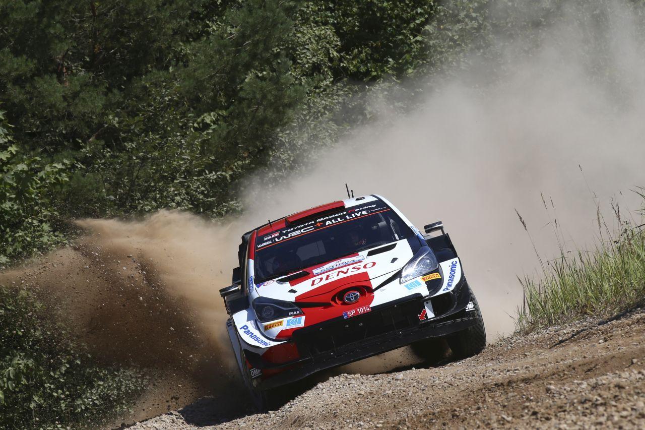 Toyota z szansą na dwa tytuły w Hiszpanii