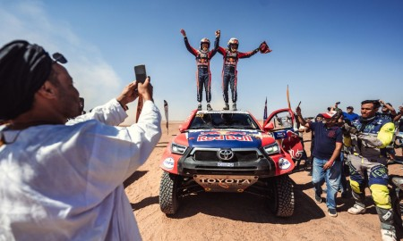 Zwycięstwo Nassera Al-Attiyaha w Maroku