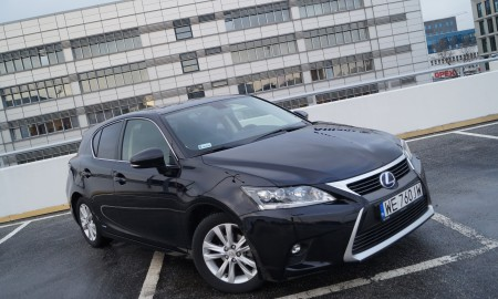 Lexus CT200h Prestige - Alternatywa