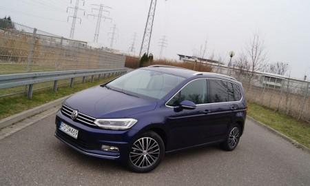 Volkswagen Touran 1.4 TSI DSG Highline - Trzecia generacja dla każdego