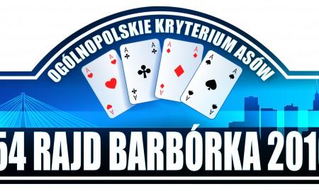 54 Rajd Barbórka