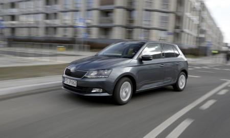 Skoda Fabia Ambition 1.0 MPI 60 KM LPG - Tanio i solidnie
