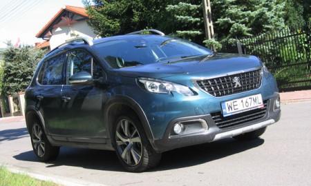 Peugeot 2008 1.2 PureTech Allure – Nie tylko kosmetyka