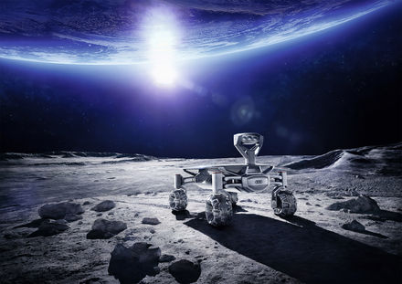 Audi na Księżycu