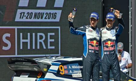 Dublet VW na pożegnanie WRC