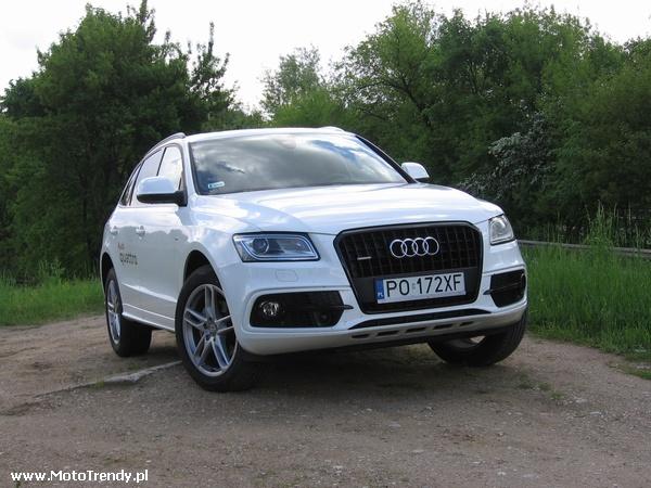 Audi Q5 2.0 TDI S-Line – Wciąż na topie