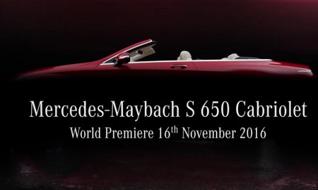 Mercedes-Maybach cabrio