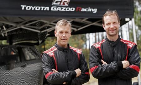 Juho Hänninen kierowcą Toyoty Yaris WRC