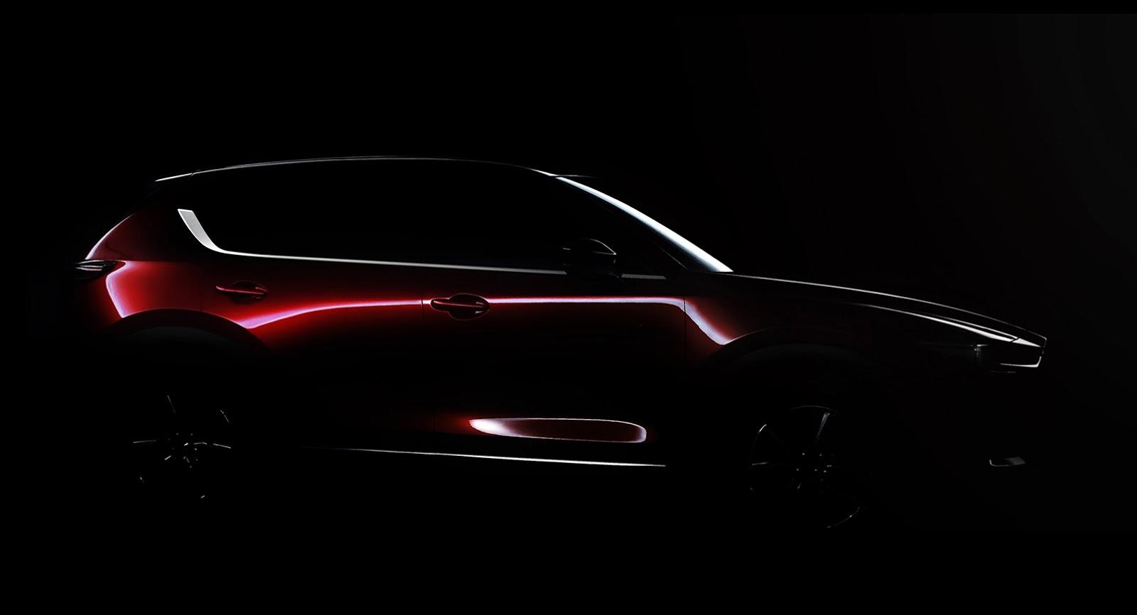 Nowa Mazda CX-5 – przed premierą