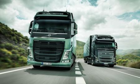 Firmy transportowe modernizują flotę