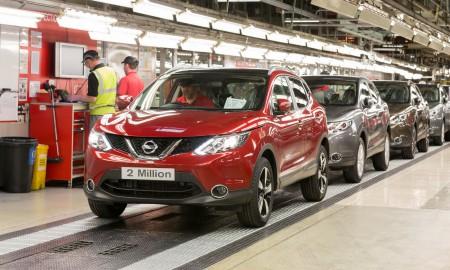 Nissan pozostaje w Sunderland