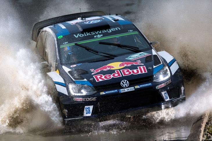 VW nr 1 w rajdach