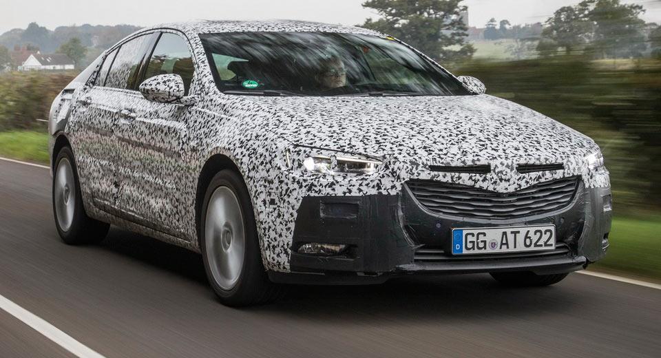 Opel Insignia – Pierwsze fakty