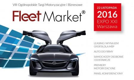 Fleet Market 2016 - Premiery