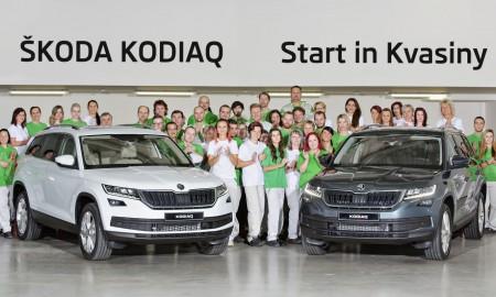 Ruszyła produkcja Skody Kodiaq