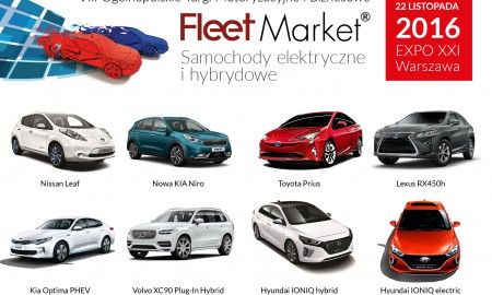 Fleet Market – auta elektryczne i hybrydowe