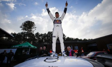 Mattias Ekström mistrzem świata FIA w rallycrossie
