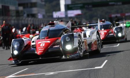 Toyota przed Audi i Porsche