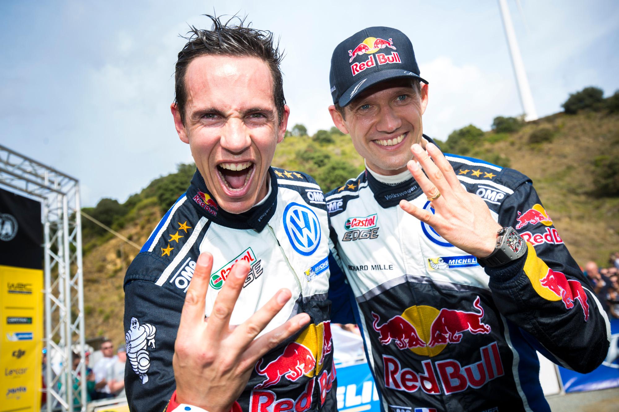Sebastien Ogier ponownie mistrzem świata