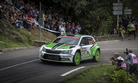 WRC 2 – Skoda na Rajdzie Hiszpanii