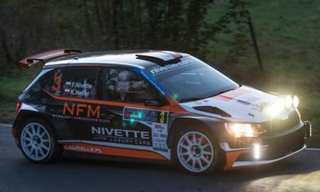 Filip Nivette wygrał 50 Rajd Dolnośląski