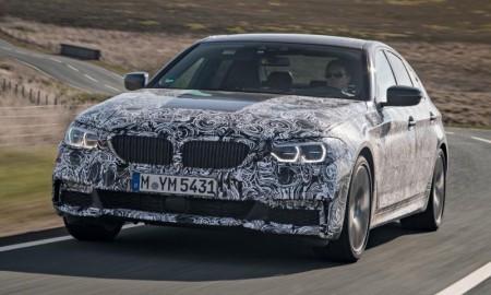 BMW 5 2017 – Rewolucja bez rewolucji?