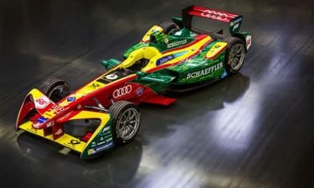 Audi w Formule E