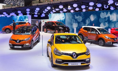 Sprzedaż Renault po siedmiu miesiącach wyższa o jedną czwartą