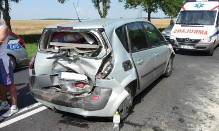 123 rannych w Dniu Bezpiecznego Kierowcy
