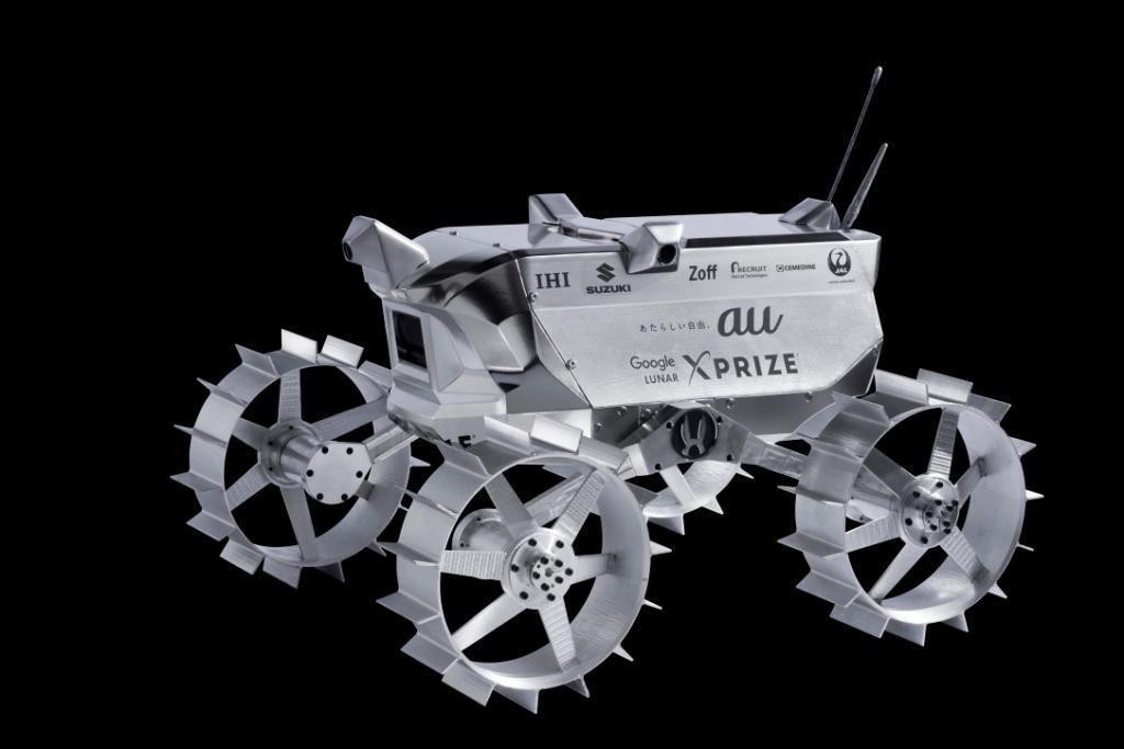 Suzuki partneruje ekspedycji na Księżyc