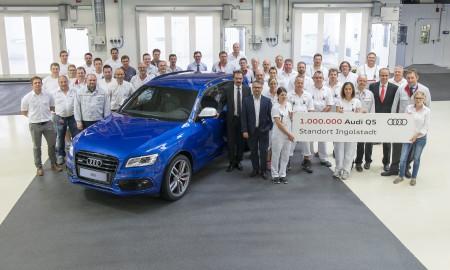 Milionowe Audi Q5