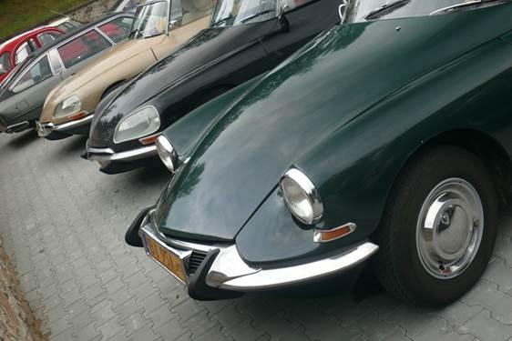 VIII Zlot Zabytkowych Citroënów