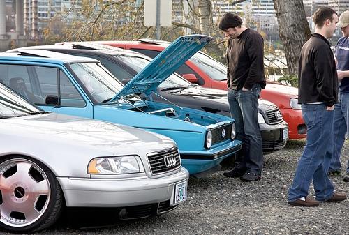 Jacy ludzie kupują jakie auta?