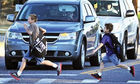 System bezpieczeństwa ruchu drogowego nie chroni pieszych i rowerzystów