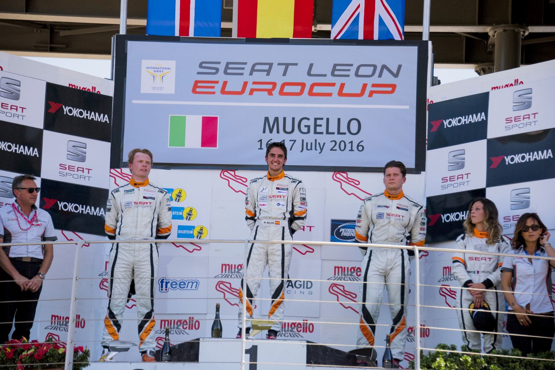 Stian Paulsen nowym liderem Seat Leon Eurocup