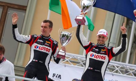 Kajetanowicz liderem FIA ERC po Rajdzie Estonii