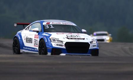 Kolejna runda pucharu Audi Sport TT Cup