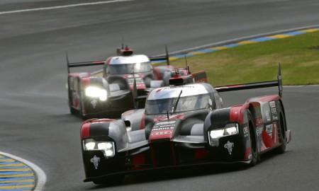 Audi z problemami w Le Mans
