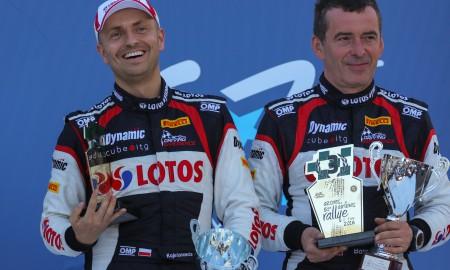 Kajetanowicz po raz drugi na podium na Azorach