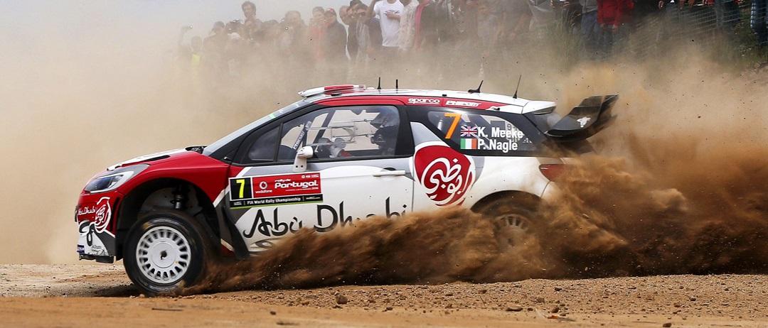 Kris Meeke zwycięzcą Rajdu Portugalii