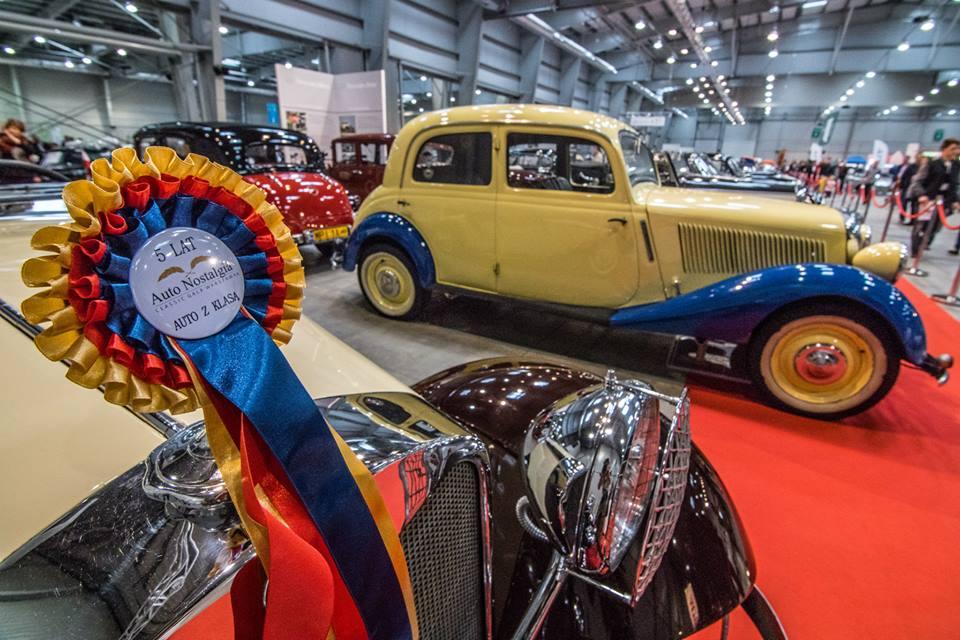 Auto Nostalgia – motoryzacja dawnych lat