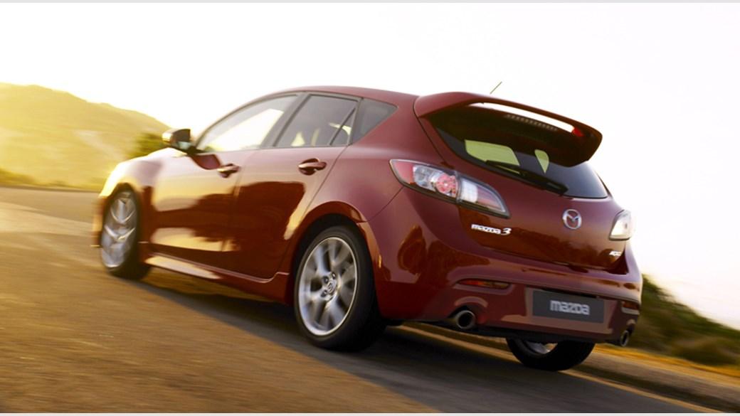Mazda nie planuje wersji MPS