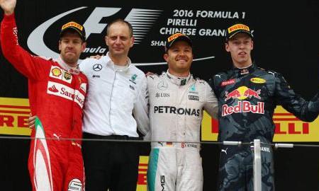 Szanghaj Rosberga