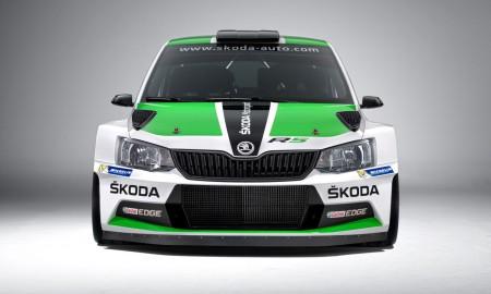 Skoda Fabia R5 Rally Car - Rajdowy samochód za milion złotych