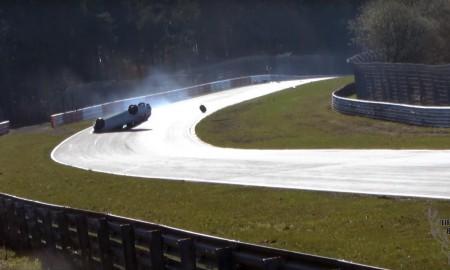Renault Megane RS na Nürburgringu