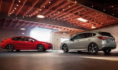 Subaru Impreza 2017 - Będzie imprezowo