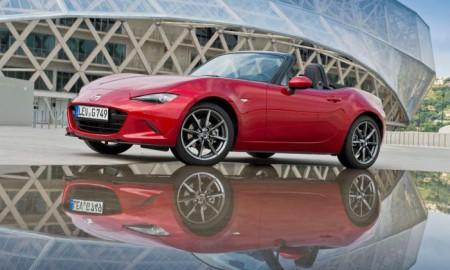 Mazda MX-5 z tytułem World Car of the Year